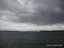 Harbour Bridge in Auckland