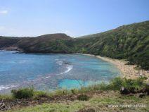 Hanauma Bay auf O'ahu