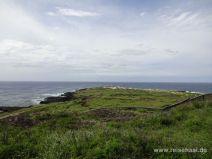 Aussicht auf die Kaena Point Halbinsel