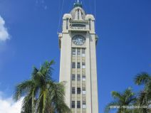 Aloha Tower in Honolulu auf Oahu