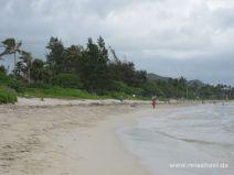 Kailua Beach auf O'ahu