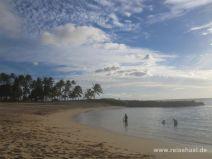 Künstliche Lagune in Ko'olina auf O'ahu