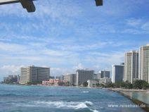 Waikiki auf O'ahu