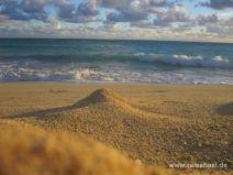 Waimanalo Beach auf O'ahu