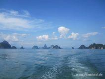 Panorama Phang Nga Bucht