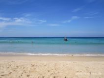 Karon Strand auf Phuket