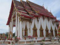 Tempel Wat Chalong auf Phuket