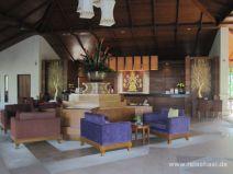 Lobby im Hotel Horizon Karon