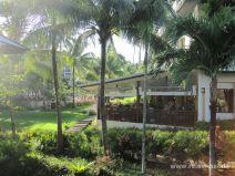 Garten im Hotel Horizon Karon