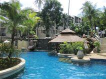 Pool im Hotel Horizon Karon