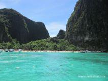 Maya Bay auf Phi Phi Leh