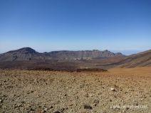 Aussicht von der Montaña Blanca