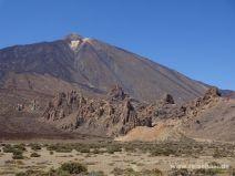 Roques de García mit Teide