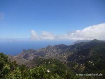 Aussicht im Anaga-Gebirge