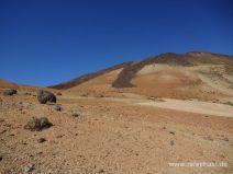 Wanderung zur Montana Blanca mit Teide-Ausblick