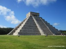 Pyramide in Chichén Itza