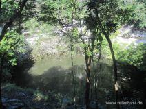 Cenote in Chichén Itza