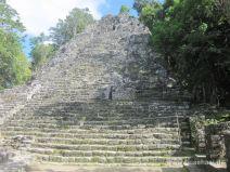 Ruine in Coba