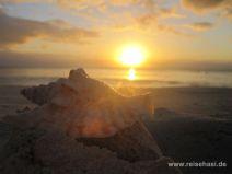 Sonnenaufgang in Playa del Carmen