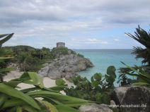 Ruinenstadt der Maya in Tulum