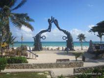 In Playa del Carmen