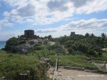 Ruinenstätte in Tulum