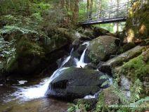 Auf dem Weg zum großen Wasserfall