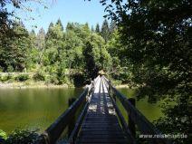 Brücke über den Albstausee