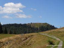 Herzogenhorn in Aussicht