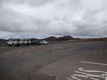 Wanderparkplatz für El Cuervo