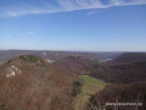 Runder Berg und Ruine Hohenurach